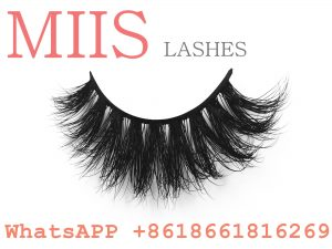 own brand 3d mink eyelashes