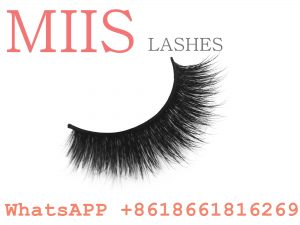 multi-layered customized eyelashes
